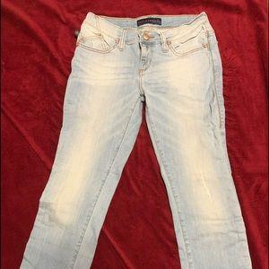 Rock and Republic medium wash jeans